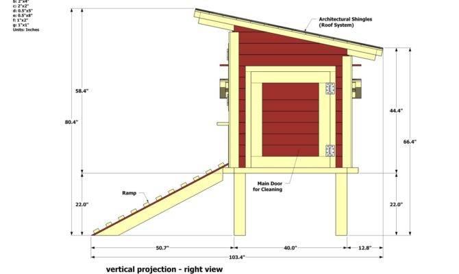 Plans Construction Chicken Coop Design Build