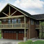 Plans Craftsman Style Carriage House Plan Car Garage Design