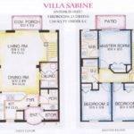 Plans Displaying Luxury Gorgeous Modern Story Villa Floor