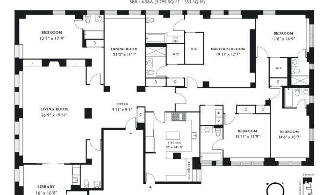 Plans Floor Simple