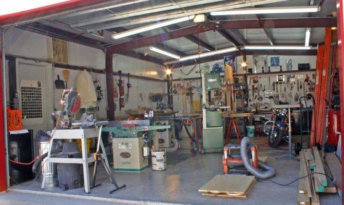 Plans Garage Apartment Workshop Floor