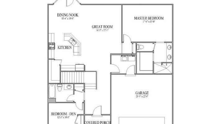 Plans Home Interior Design Ideas Walkout Basement House Floor