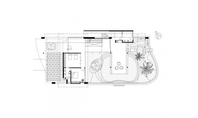 Plans Houses Floors Fish House Architects