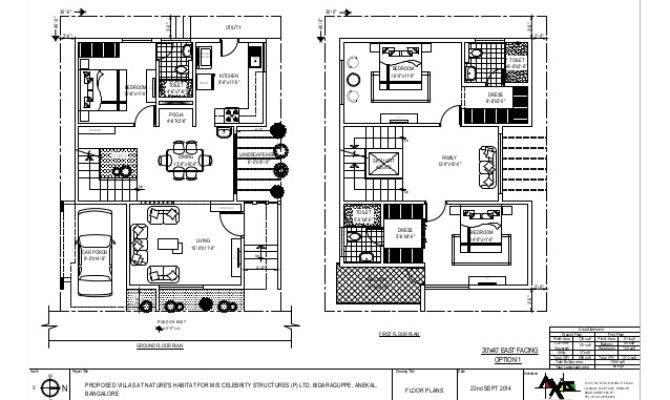 Plans Housing Plan Home Design Style