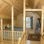Plans Loft Simple Cabin