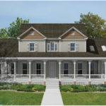 Plans Lowcountry House Country Farmhouse