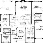 Plans Plan Floors Ranch House Ideas