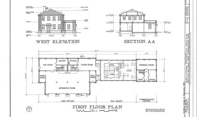Plans Section Elevatons Row House Joy Studio Design
