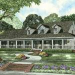 Plans Southern House Traditional More