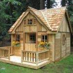 Playhouse Chickens