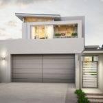 Pleasant Wide Narrow Home Design