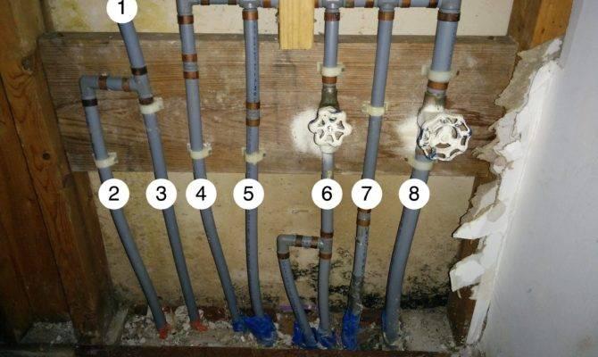 Plumbing Can Avoid Slab Run New Pex