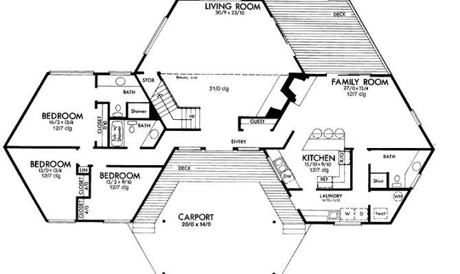 Pod Additions Hexagon Living Pinterest Home Plans
