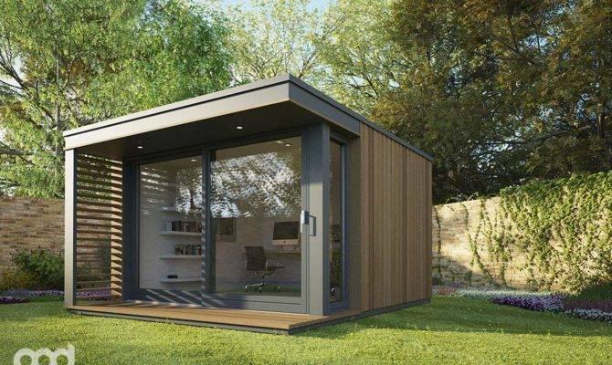 Pod Space Garden Prefab Getaways Cabins