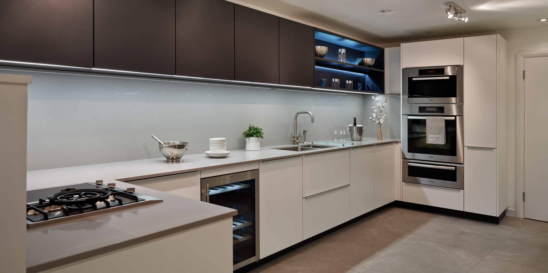 Poggenpohl Kitchen Studio Ultimate Kitchens Interior Shot Home Plans Blueprints 64563