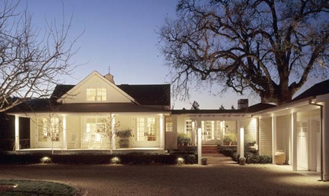 Polished Pebble Modern Farmhouse Architecture