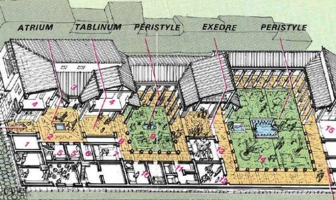 Pompei Houseplan