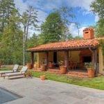 Pool Cabana Guest House Plans Via Homes Rich