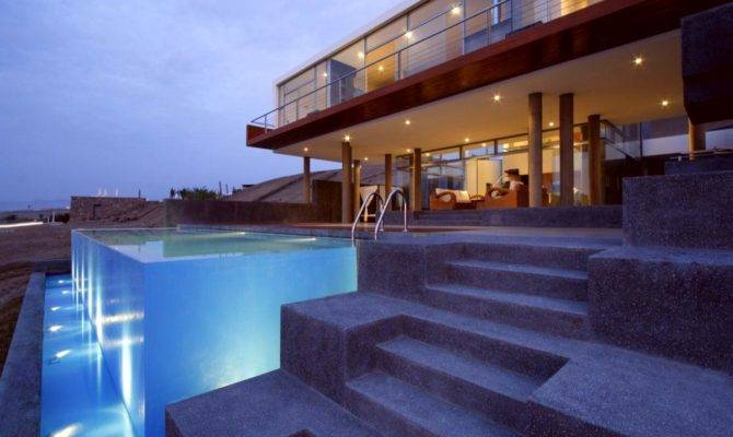 Pool Designs Awesome Private Misterio Beach House