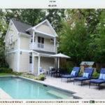Pool Guest House Cottage Design Ideas Pinterest