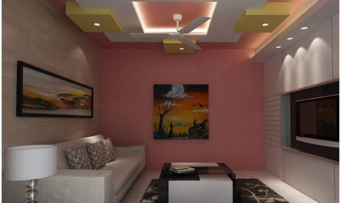 Pop Design Square Living Room