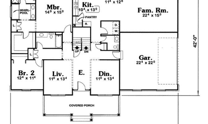 Popsicle Stick House Blueprints