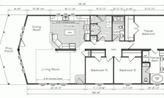 Popular Log Cabin Home Floor Plans Southland Homes