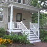 Porch Deck Railings Columns Stairs Greater Portland Homeworks Llc