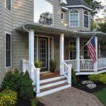 Porch Design Ideas Flooring Building Materials