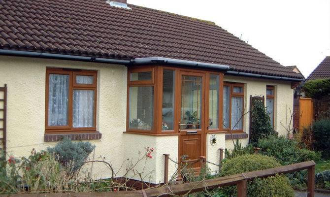 Porch Designs Bungalows Homes Floor Plans