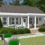 Porch Designs Illustrator Basic Ranch Home Design Homes