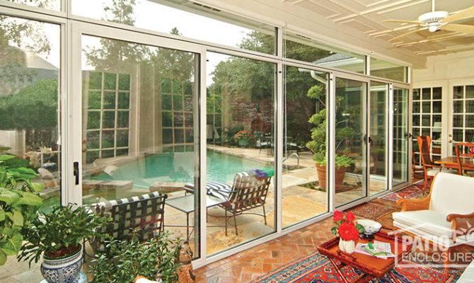 Porch Enclosure Designs Patio Enclosures