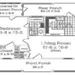 Porch Floor Plans Small Houses House