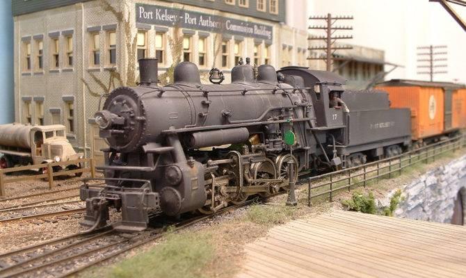 Port Kelsey Railway Knew Great Canadian Model Railroad