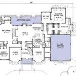 Porte Cochere Greetings Floor Master Suite