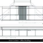 Porte Cochere Home Building Plans