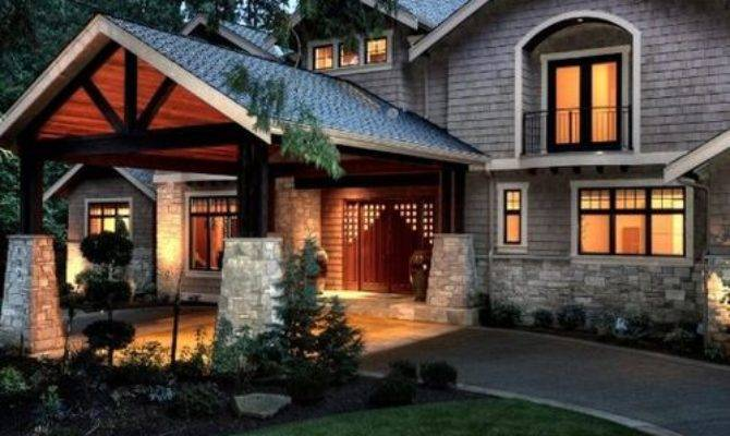 Porte Cochere Home Design Ideas Renovations Photos