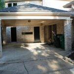 Porte Cochere More Carport Terrace Patio Want Add