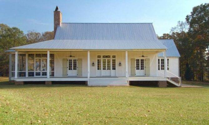 Portfolio Architecture American Country Cottage French Creole