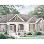 Portsfield Craftsman Ranch Home Plan House Plans More