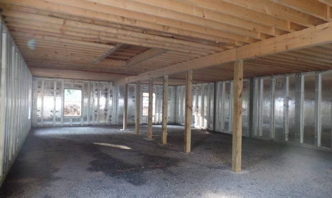 Post Beam Construction Part