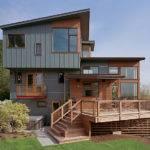 Post War Split Level House Into Five