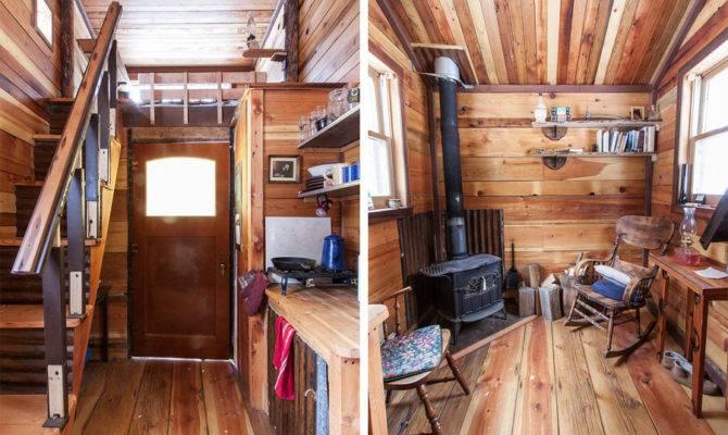 Potomac Cabin Tiny House Swoon