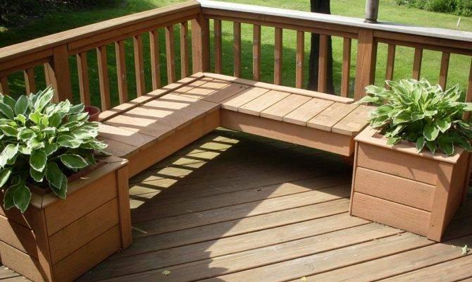 Pots Patio Deck Designs