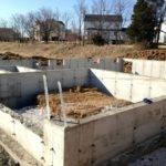 Pouring Basement Foundation Walls Building Dreams