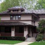 Prairie Style House Oak Park Illinois