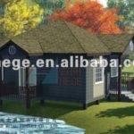 Prefab Cheap Modern House Hege Product