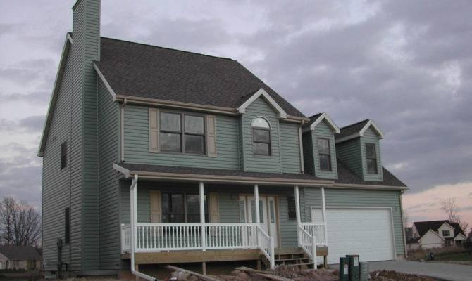 Prefabricated Panelized Home Kit Bonus Room Garage Precut House
