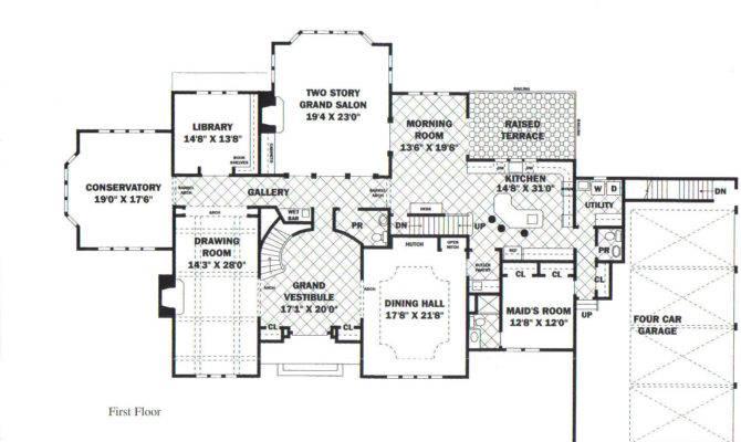 Smart Placement Luxury Homes Floor Plans Ideas Home Plans Blueprints