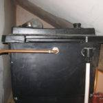 Preparing Remove Old Cylinders